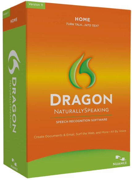 Speech Recognition Software – Dragon Software